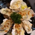蒜茸芝士焗生蚝 (2)